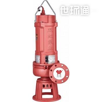 油浸式防爆裂潜水吸沙泵(渣浆泵)