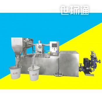 智能全自动不锈钢隔油池 餐厨油水分离器 商用大型隔油池