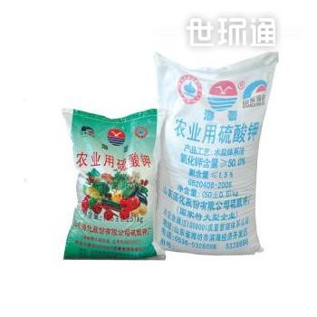 颗粒、粉状硫酸钾