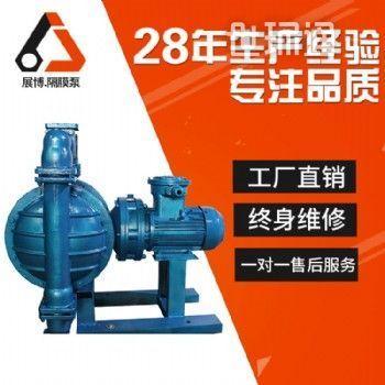 DBY-80电动隔膜泵