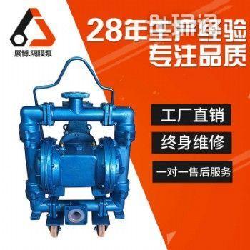 衬氟电动隔膜泵转子泵