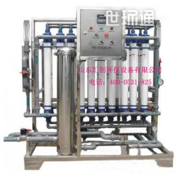 汇创10T/H矿泉水设备