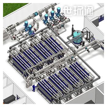 原生态型DAGUA直饮水处理技术及装备