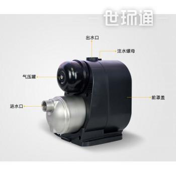关谷G系列增压屏蔽式水冷电机