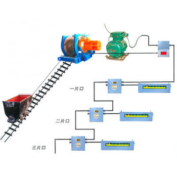 ZTX提升信号深度指示装置