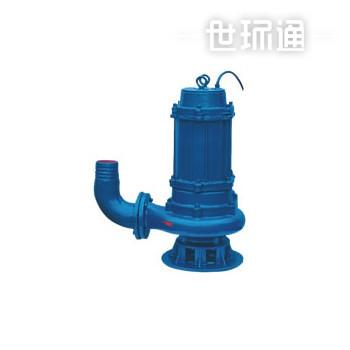 WQ(QW)系列潜水式无堵塞排污泵