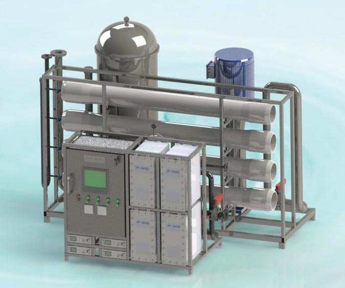 三泰TI-EDI工业超纯水机