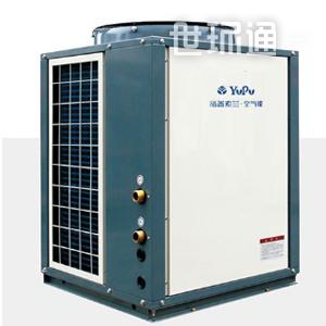 飞腾系列-超低温顶出风热水采暖专用设备