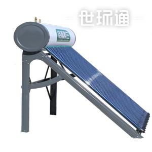 承压一体式太阳能热水器