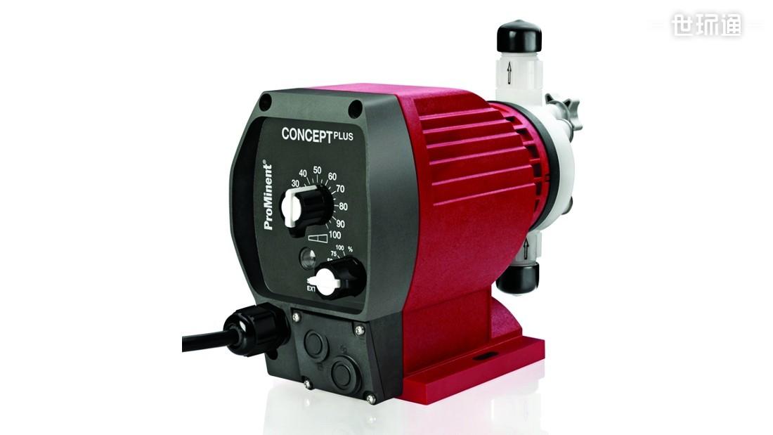 CONCEPTPLUS 电磁隔膜计量泵