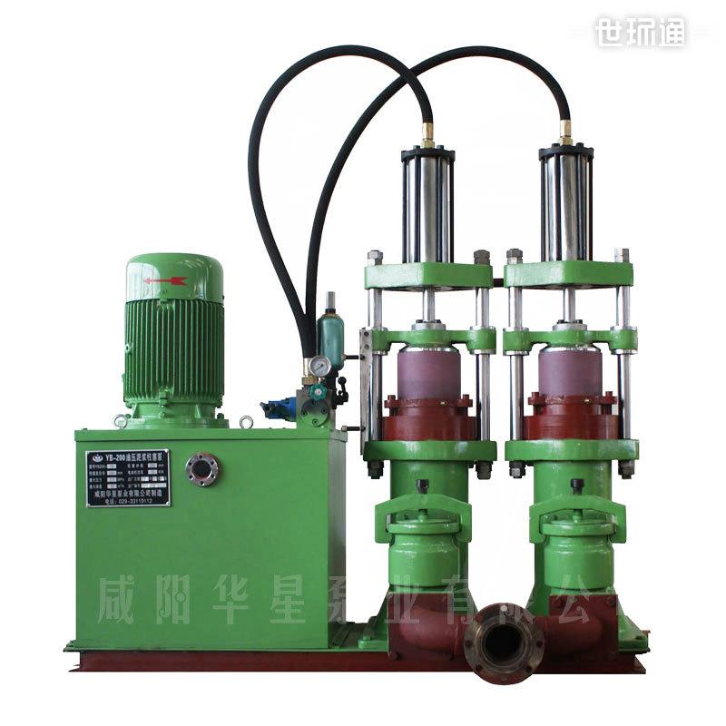 液压柱塞泥浆泵