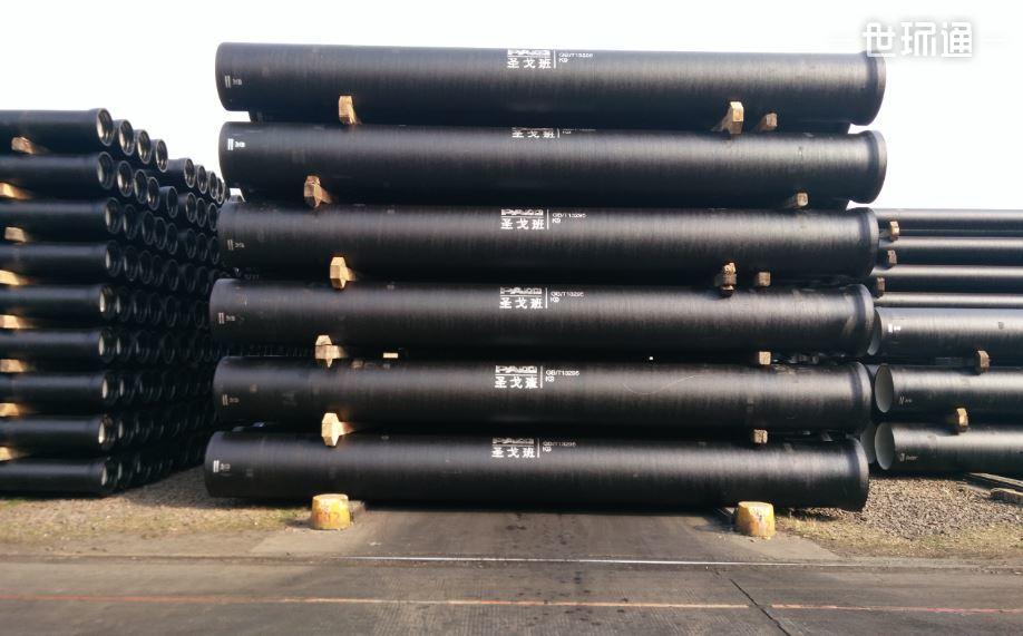 K等级球墨铸铁供水管道