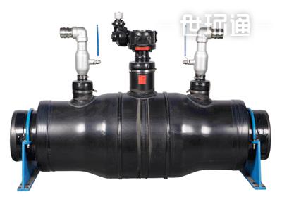 KMC 保温焊接排气式