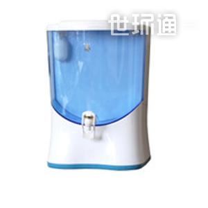 崂泉TR24台式自吸反渗透ro膜净水器 3倍流量 96%脱盐率 农村专用