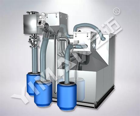 YMGY高效一体化隔油提升设备