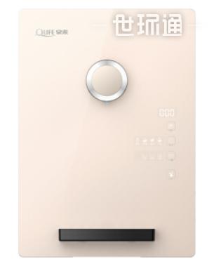 净水器管线机QG-129 冷热两用 即热式 童锁 智能控制