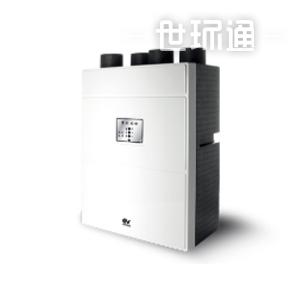 HR300 NETI 壁挂式智能新风热回收机组