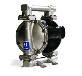 金属气动泵Husky1050 耐腐蚀1寸不锈钢气动隔膜泵