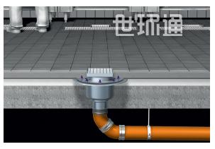不锈钢地漏和线性排水槽