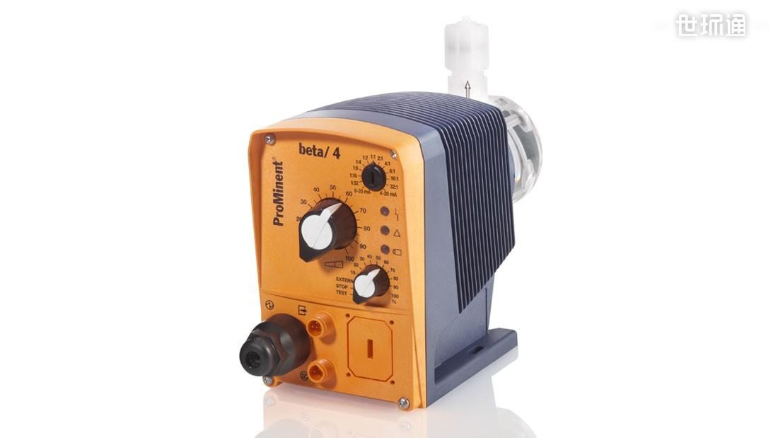 Beta® 电磁隔膜计量泵