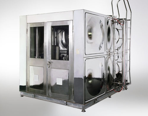HDLWX箱式叠压无负压供水设备