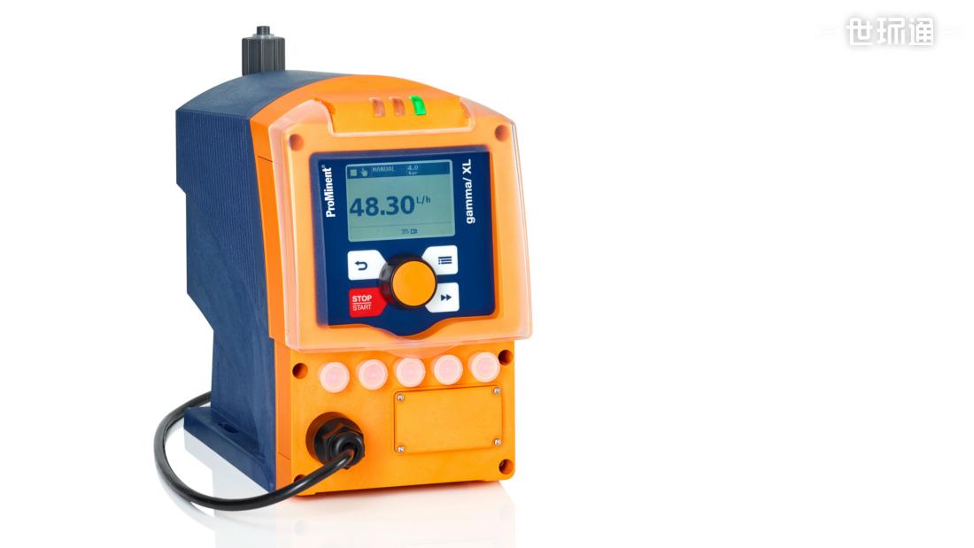 电磁隔膜计量泵 gamma/ XL