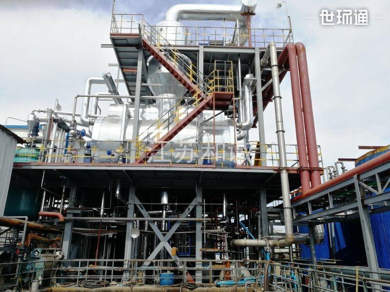 MVR系列机械蒸汽再压缩蒸发器