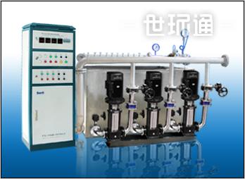 变频调速生活给水设备