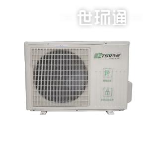 YNRS-KF35家用水循环空气能热水器