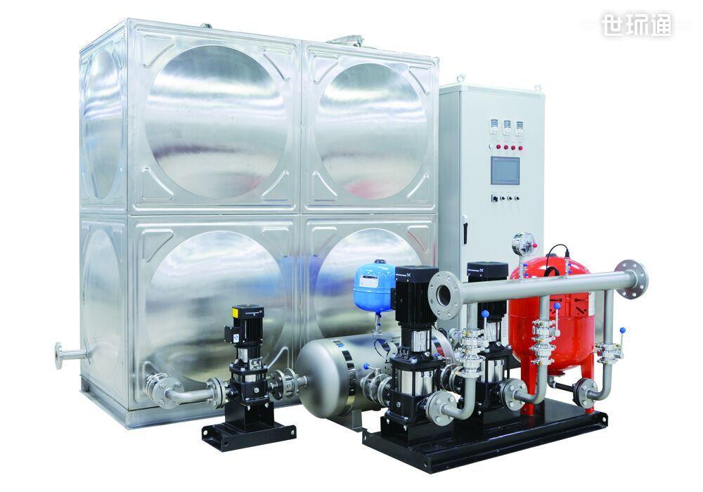 KQF-IV全自动双模式供水设备