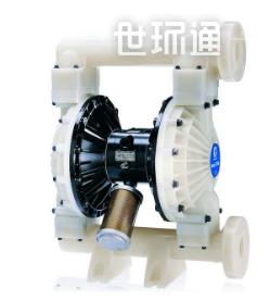 大流量气动隔膜泵 Husky1590塑料隔膜泵
