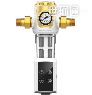 前置过滤器家用中央3T大流量入户40微米全自动智能正反冲洗