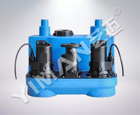 YMWMG/B箱式塑壳外置式污水提升设备