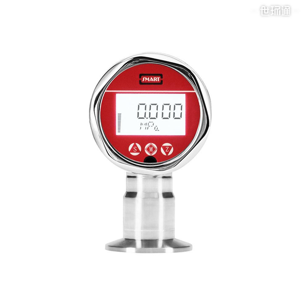 LEEG立格SMP858-TLF扩散硅卫生型压力变送器