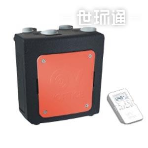 HR 400 PLUS 普米欧全智能高效新风热回收机组