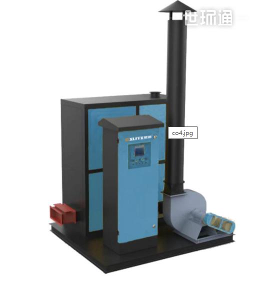 电催化氧化炉