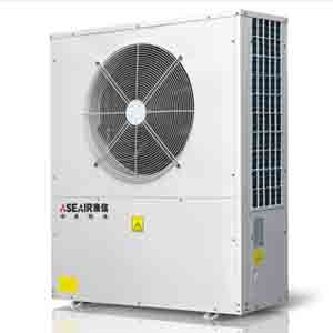低温型热泵热水机组