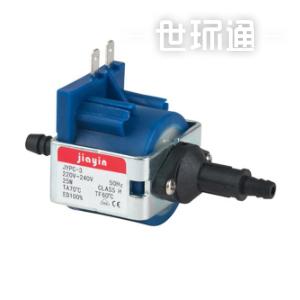 【蒸汽拖把】专用电磁泵 JYPC-2A柱塞式电磁泵
