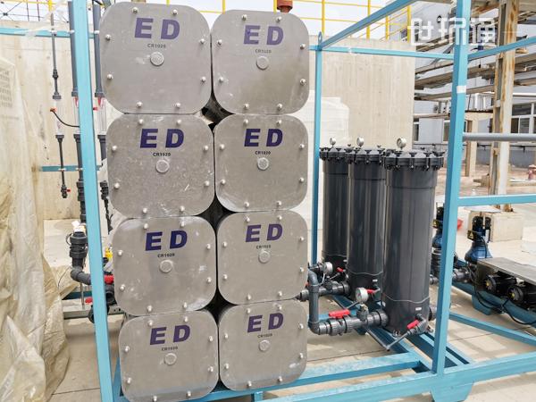 电渗析设备系统