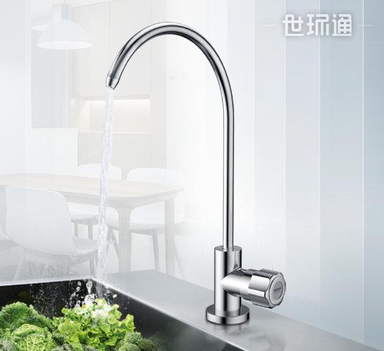304不锈钢 厨房水槽洗菜盆净水器直饮家用水龙头
