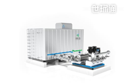 水箱变频成套供水系统