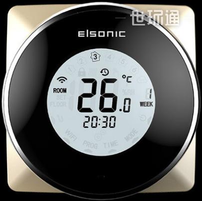 Elsonic/亿林互联网温控器RN003温控器