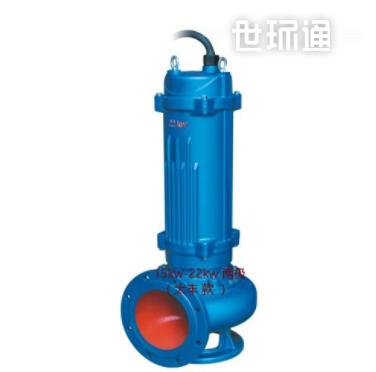 太丰式污水泵(二极)