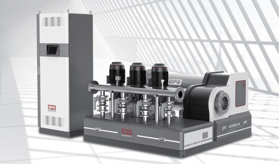ZWG(I)型双罐式无负压供水设备