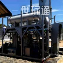 热泵蒸发结晶