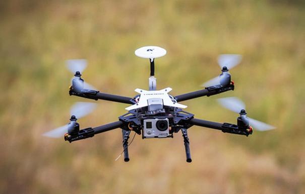 2020年中国民用无人机 市场增长潜力巨大