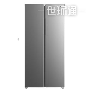 对开门冰箱