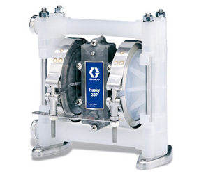 Husky307塑料气动隔膜泵