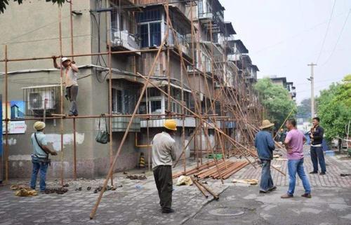 """广东有序推进城镇老旧小区改造 试点城市通过""""共建共治"""",积极先行探索经验"""