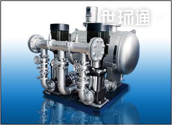 全智能卫生型无负压(无吸程)给水设备